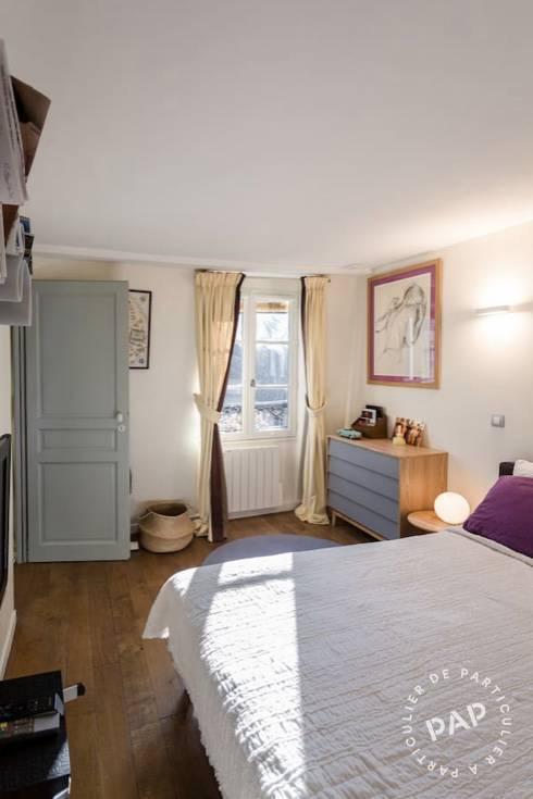 Vente Paris 4E (75004) 45m²