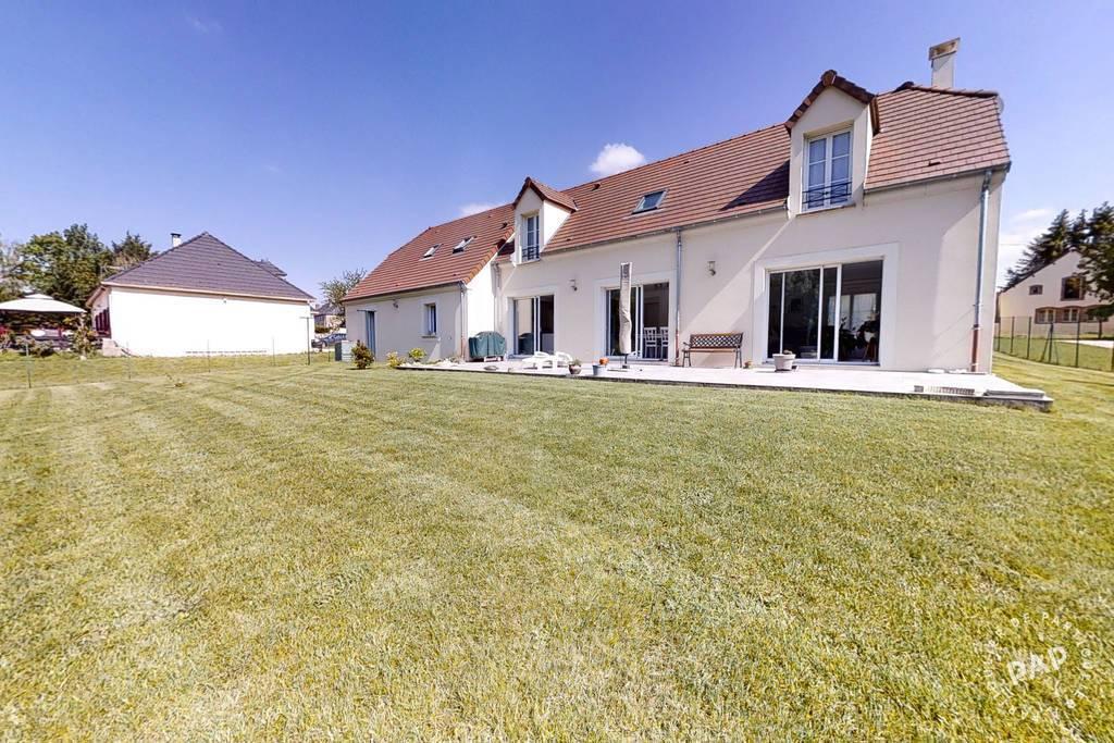 Vente Maison 25 Km Auxerre - 7Km Aillant Sur Tholon 160m² 430.000€