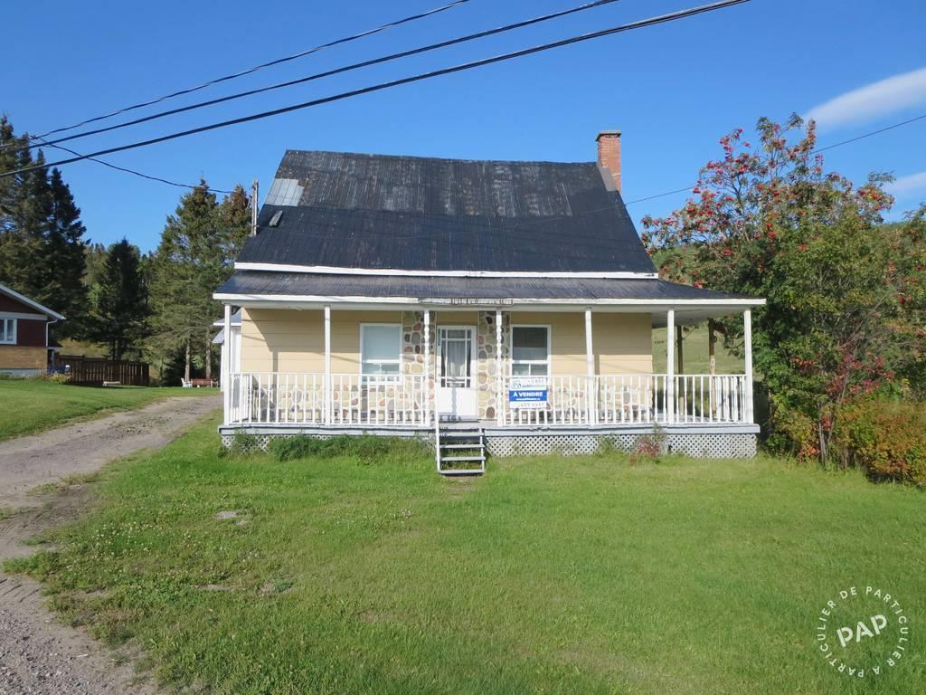 Vente maison 5 pièces Canada