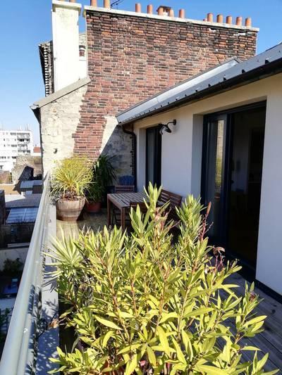 Vente appartement 6pièces 120m² Saint-Ouen (93400) - 970.000€