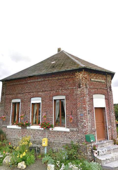 Vente maison 6 pièces Jeantes (02140)