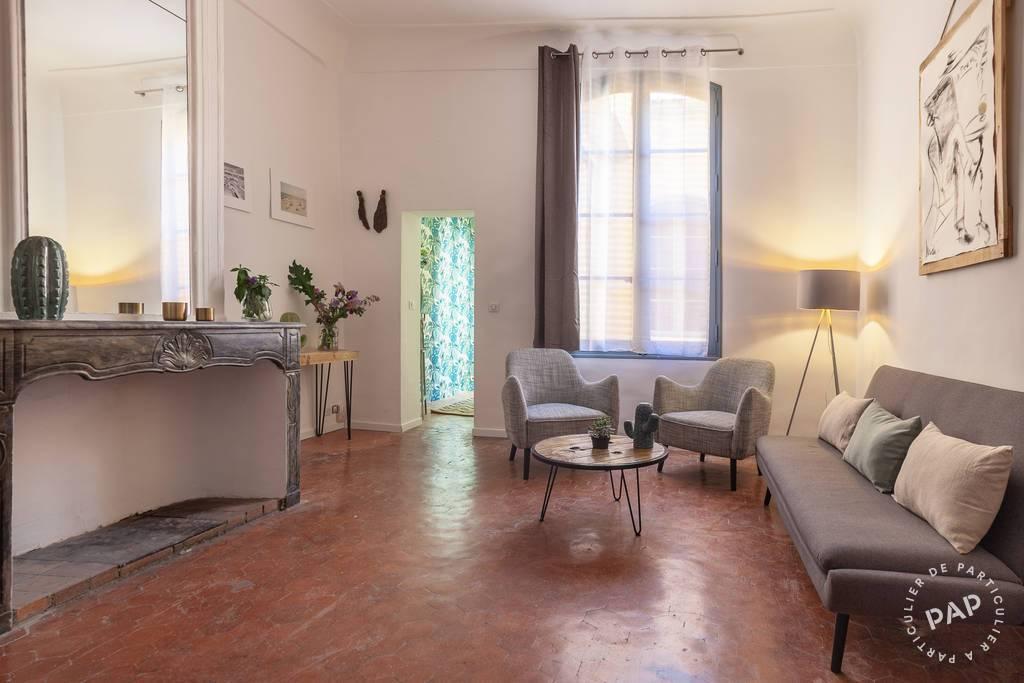 Location Appartement Luxe  Centre Historique Aix 65m² 1.550€