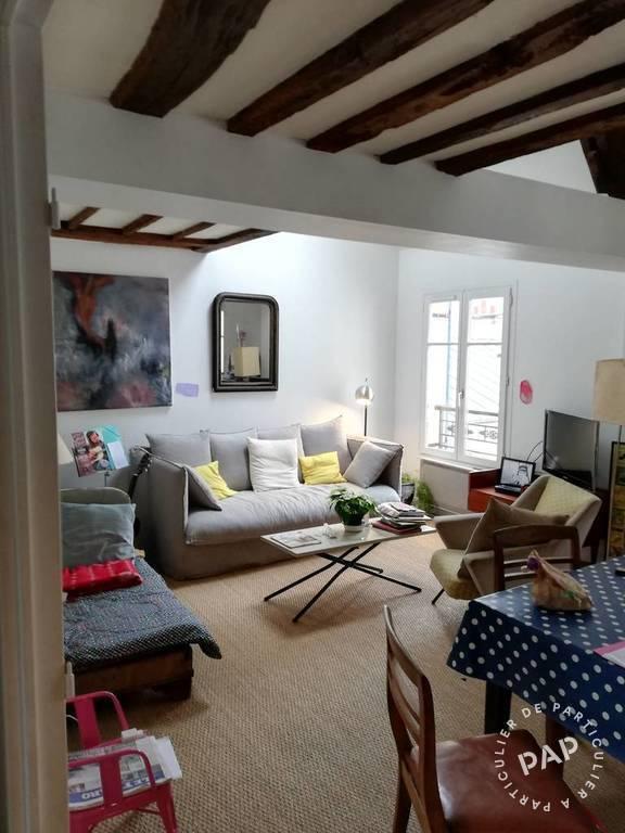 Vente appartement 5 pièces Paris 11e
