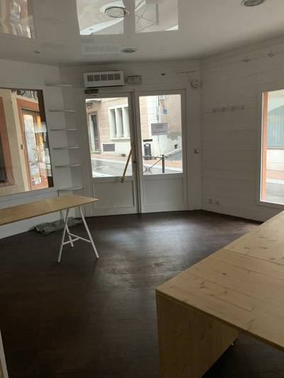 Local commercial Aime (73210) - 30m² - 300€