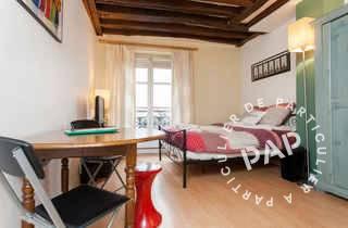 Location Appartement Paris 3E (75003) 21m² 1.100€
