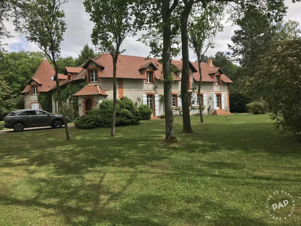 Vente Maison Orphin (78125) 600m² 1.200.000€