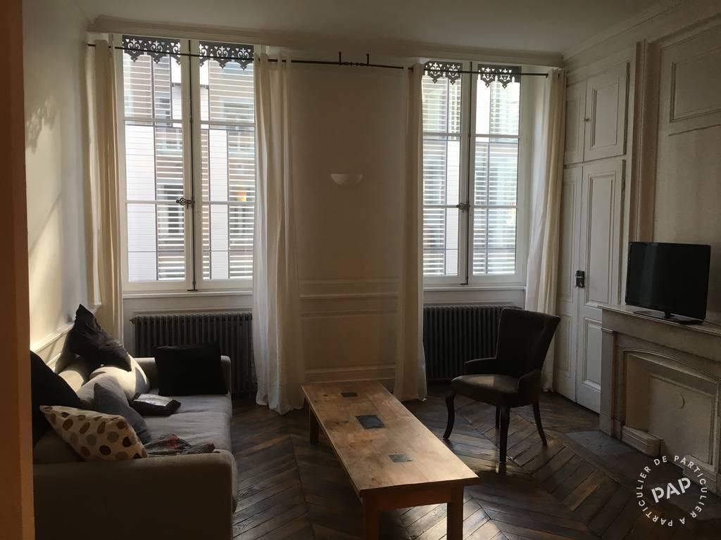 Location appartement 4 pièces Lyon 2e