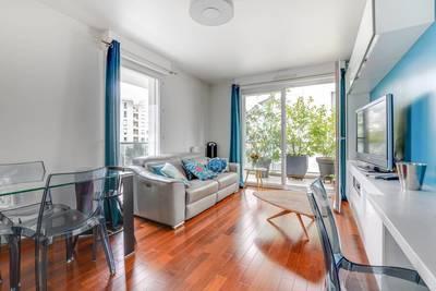 Vente appartement 3pièces 63m² Issy-Les-Moulineaux (92130) - 572.500€