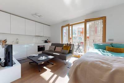 Vente studio 30m² Paris 17E (75017) - 394.000€