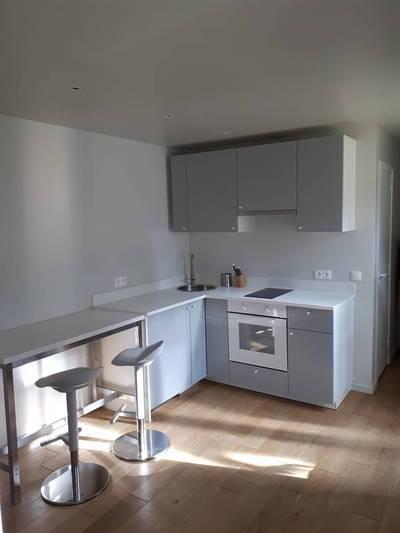 Location meublée studio 23m² Vincennes (94300) - 960€