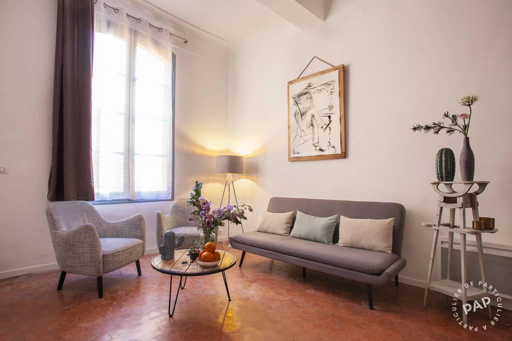 Location Appartement Luxe  Centre Historique Aix