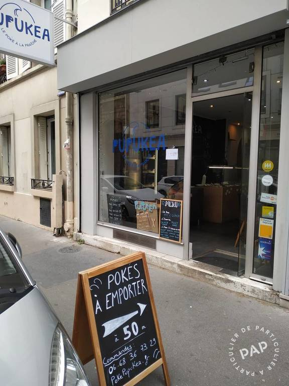 Vente et location Fonds de commerce Paris 17E (75017)