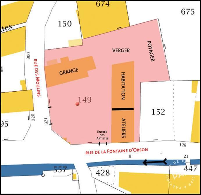 Vente immobilier 450.000€ Chalautre-La-Petite (77160)