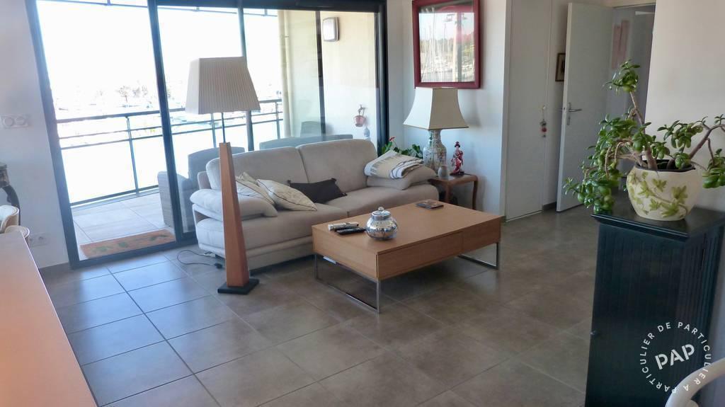 Appartement Canet-En-Roussillon (66140) 380.000€