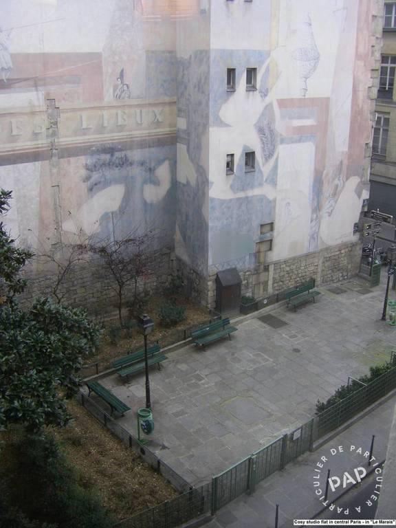 Appartement Paris 3E (75003) 1.100€