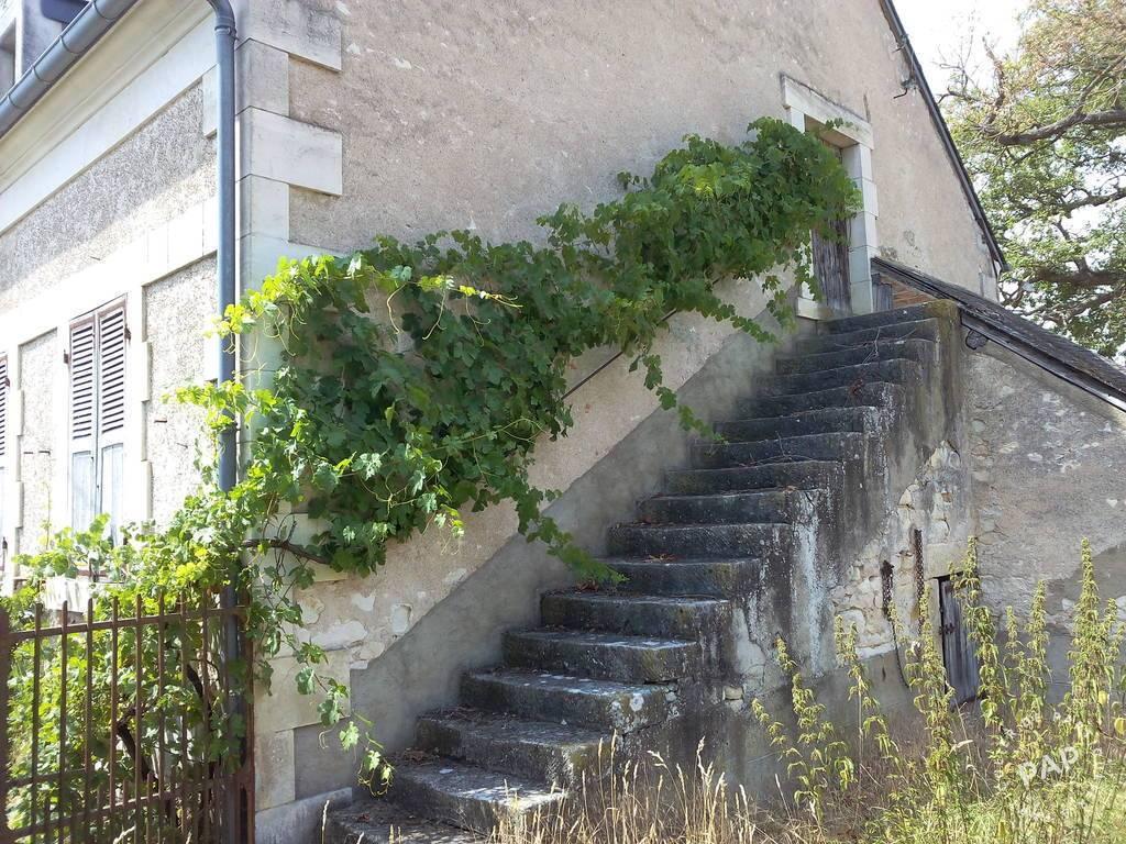 Vente Maison Saint-Pierre-Les-Bois (18170) 100m² 120.000€