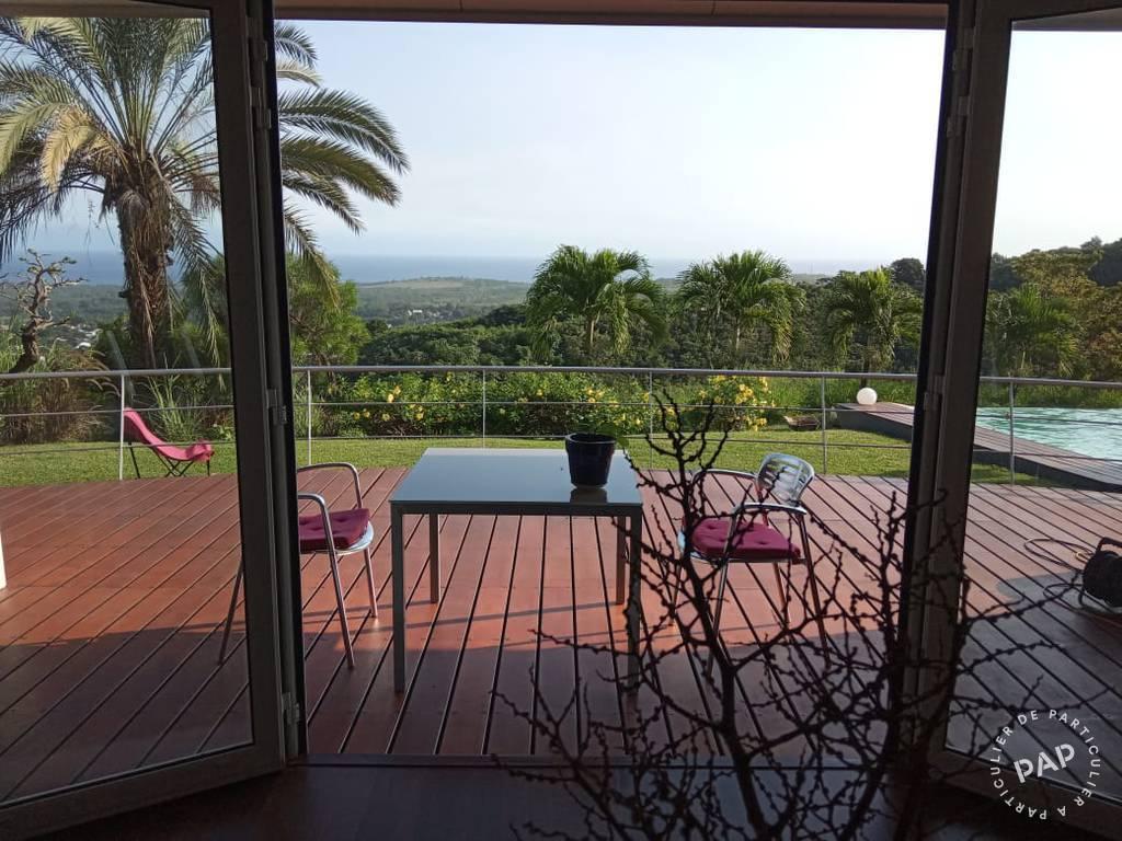 Vente Maison L'étang-Salé (97427) 140m² 785.000€