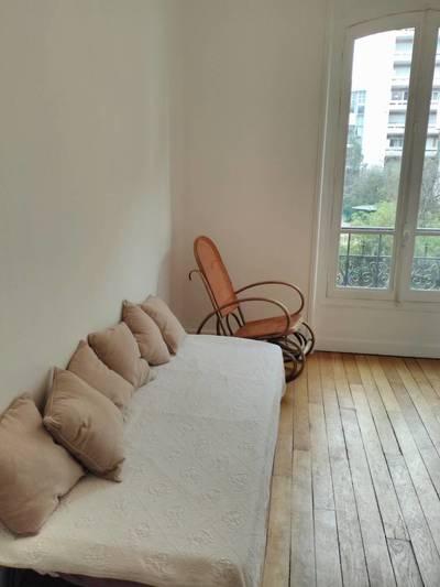 Location meublée appartement 3pièces 40m² Paris 11E (75011) - 1.480€