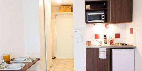 Vente résidence avec services 18m² Roubaix (59100) - 53.000€