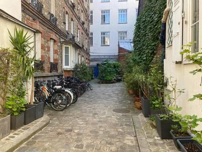 Location meublée appartement 2pièces 59m² Paris 14E (75014) - 1.850€