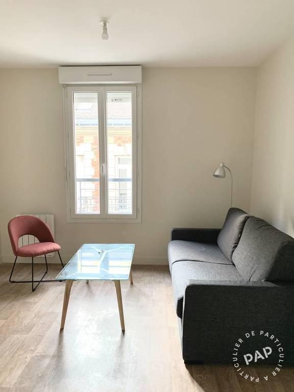 Location Appartement Saint-Ouen (93400) 16m² 655€