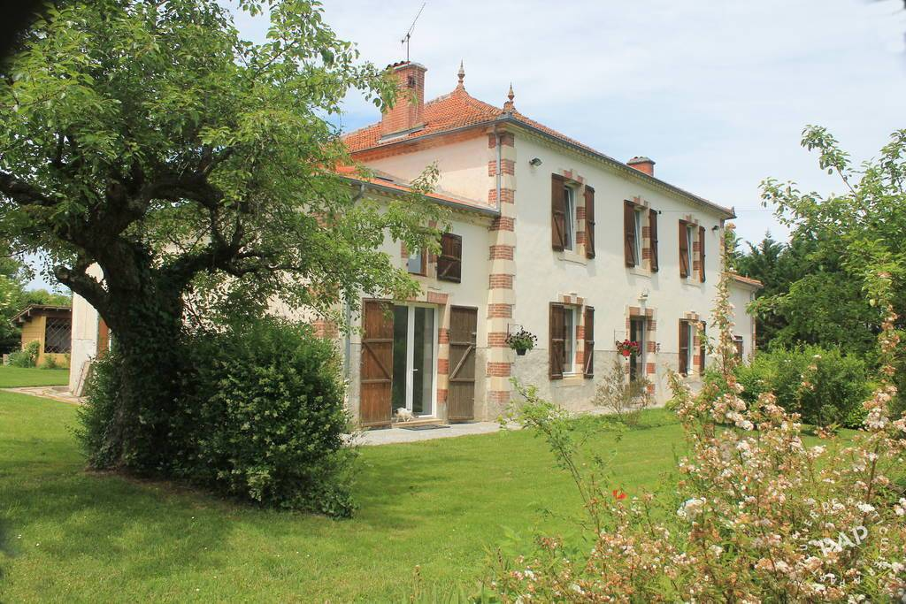 Vente maison 9 pièces Saint-Michel (32300)
