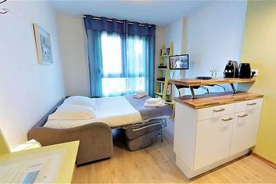 Location meublée studio 18m² Corbeil-Essonnes (91100) - 700€