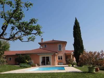 Vente maison 160m² Morancé (69480) - 630.000€