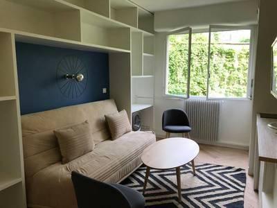 Location meublée studio 18m² Paris 7E (75007) - 990€