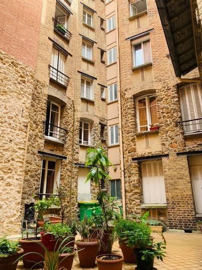 Vente appartement 2pièces 33m² Paris 16E (75016) - 379.000€
