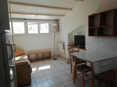 Location meublée appartement 2pièces 28m² Nice (06000) - 550€