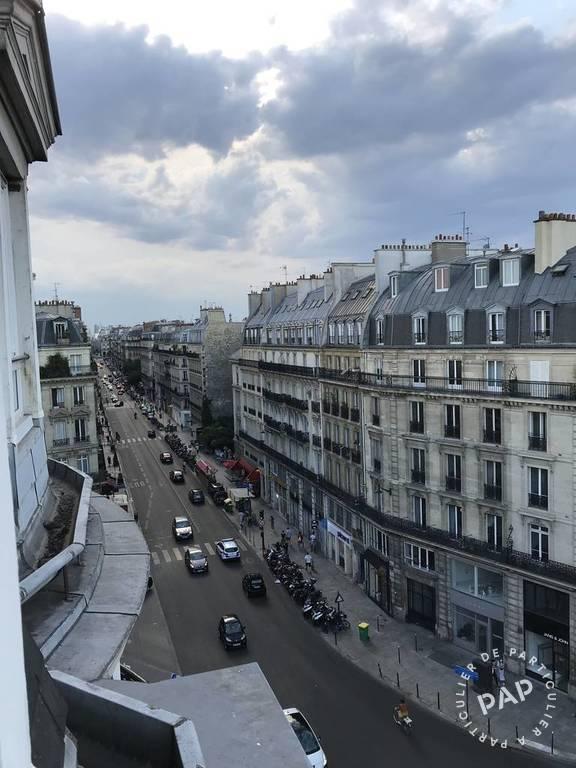 Location Appartement Paris 1Er (75001) 15m² 780€