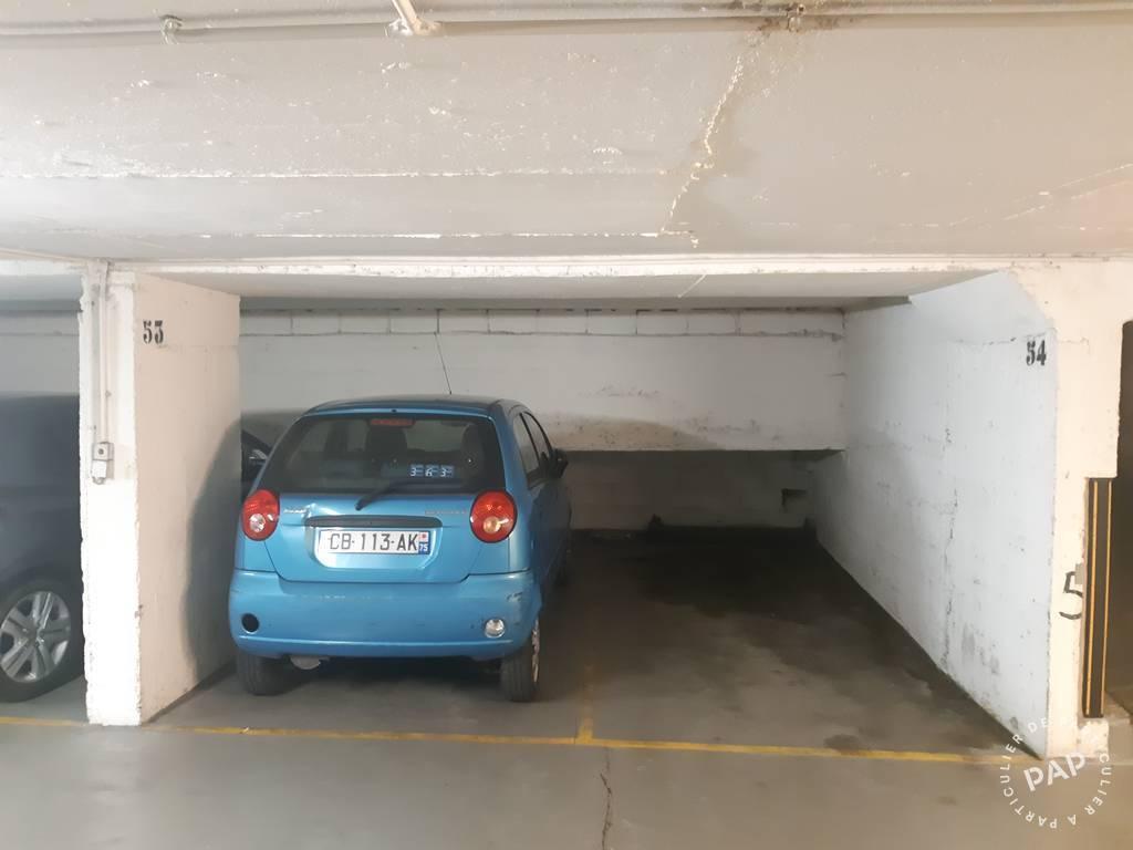 Location Garage, parking Paris 18E (75018)  65€