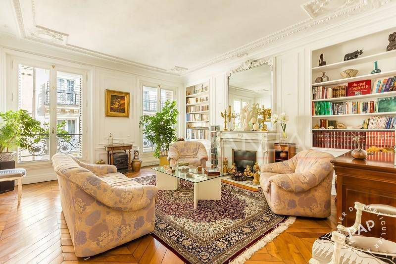 Vente appartement 3 pièces Paris 8e