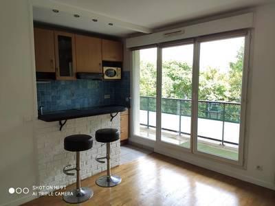 Location meublée appartement 2pièces 39m² Asnières-Sur-Seine (92600) - 990€