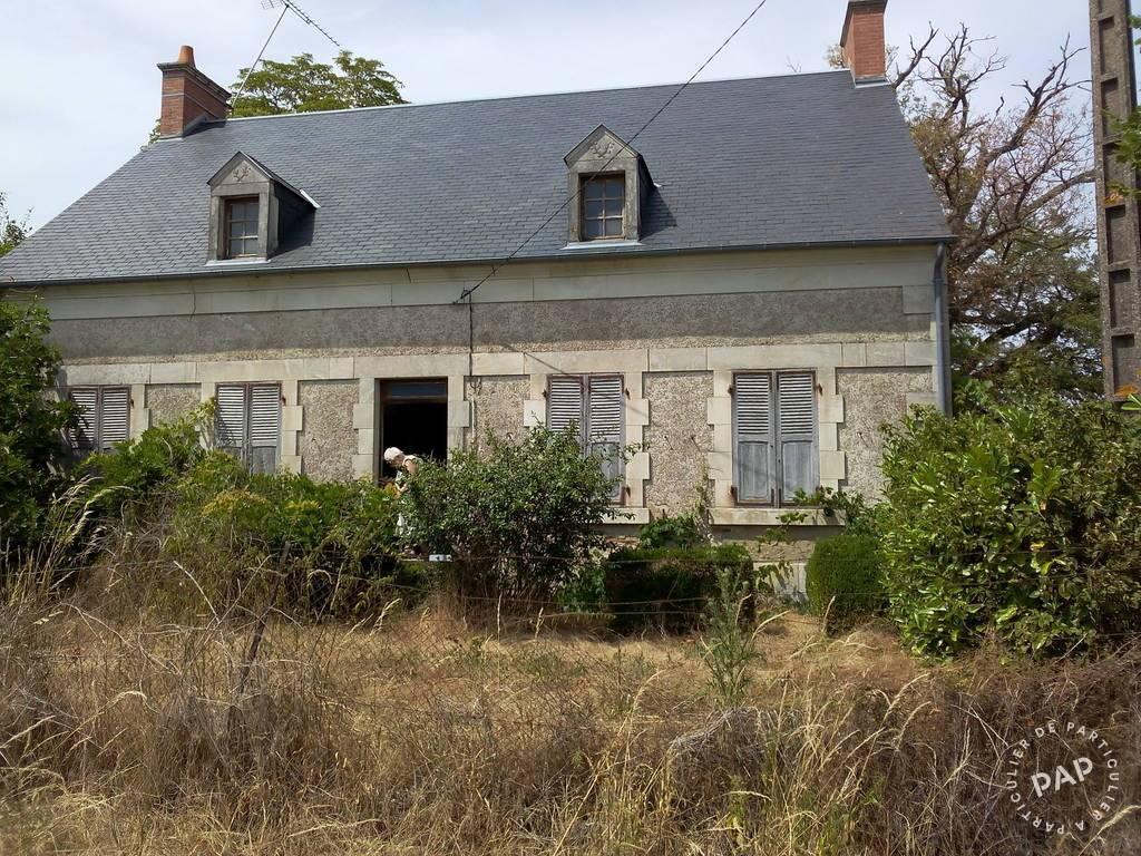 Vente Maison Saint-Pierre-Les-Bois (18170)
