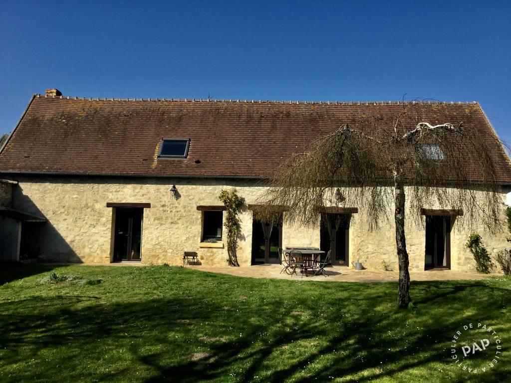Vente Maison La Chapelle-En-Serval (60520)