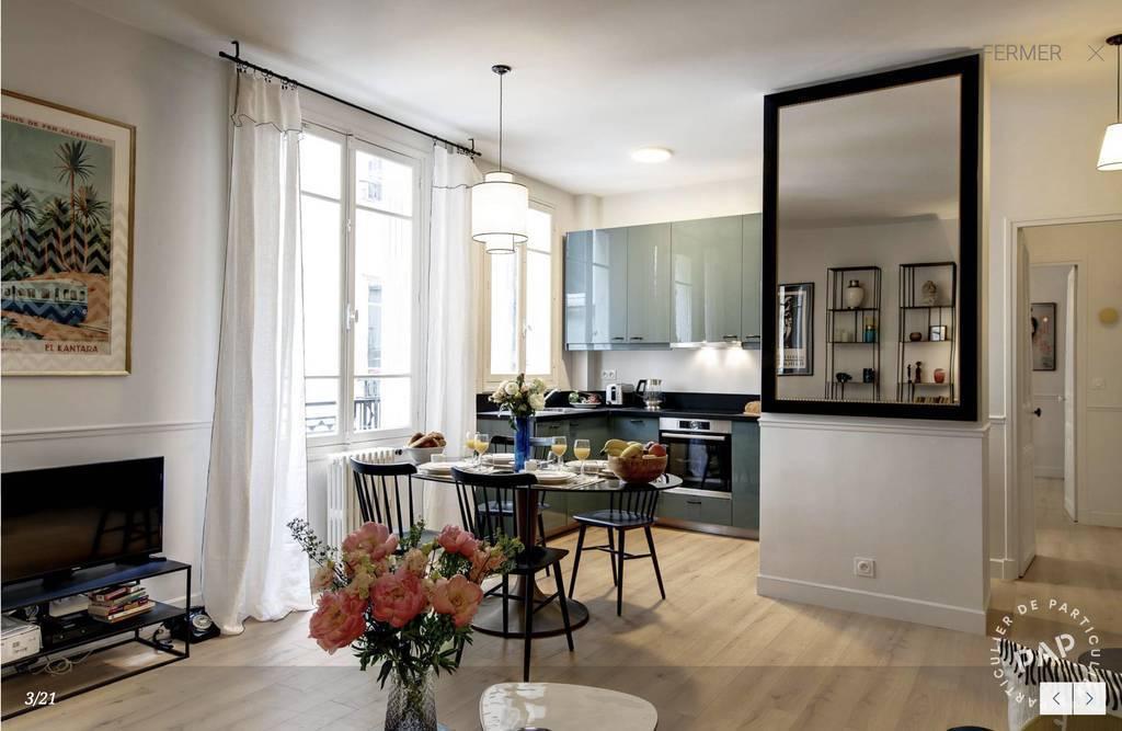 Appartement Paris 1Er (75001) 2.800€