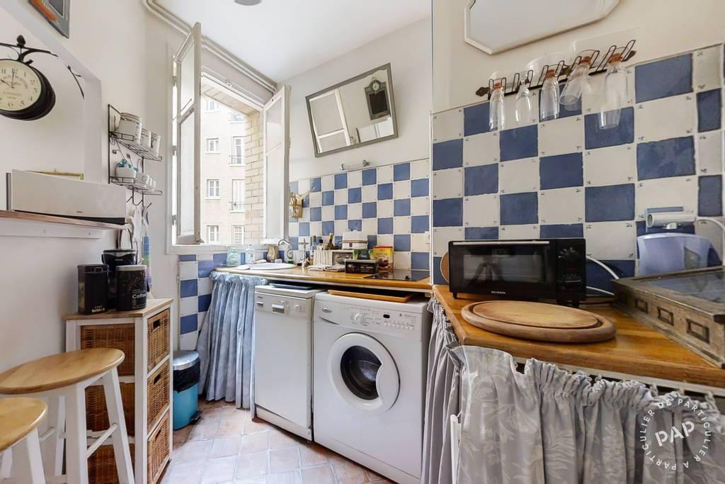 Appartement 489.000€ 34m² Paris 14E (75014)