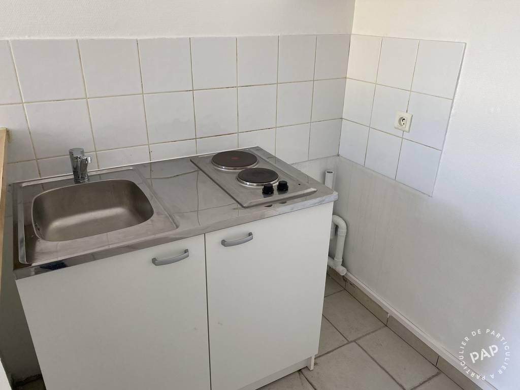 Immobilier Marseille 6E (13006) 580€ 33m²