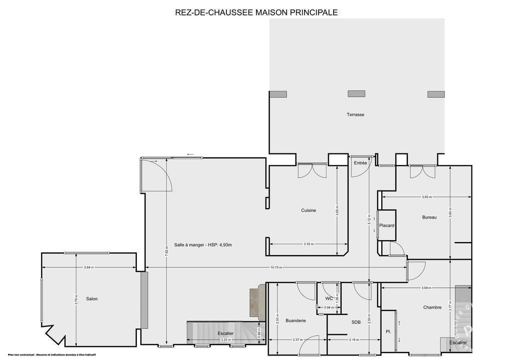 Maison Saint-Cézaire-Sur-Siagne (06530) 540.000€