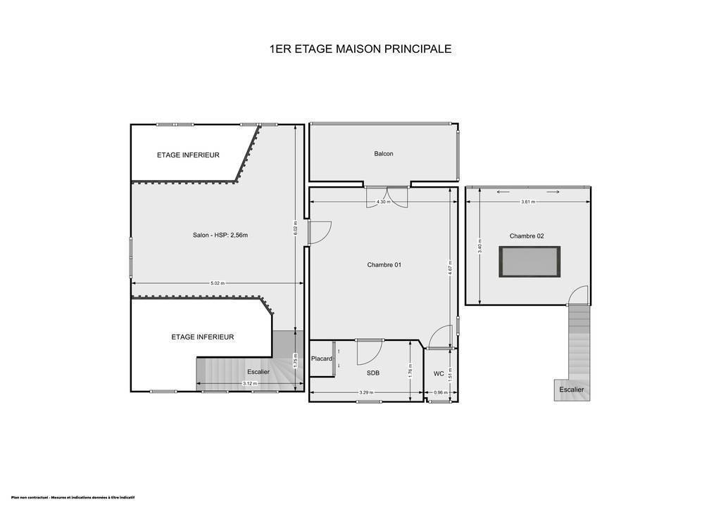 Vente Maison 198m²