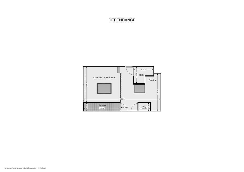 Maison 540.000€ 198m² Saint-Cézaire-Sur-Siagne (06530)