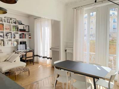 Vente appartement 4pièces 80m² Asnières-Sur-Seine (92600) - 630.000€