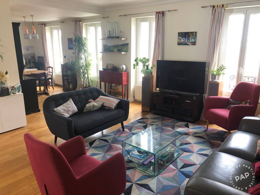 Vente appartement 5 pièces Bois-Colombes (92270)