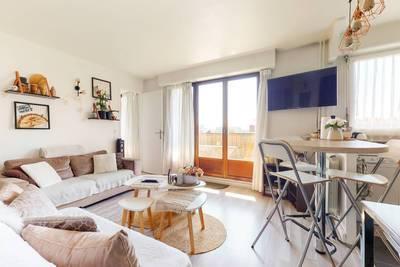 Vente appartement 2pièces 42m² Créteil (94000) - 210.000€