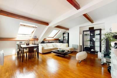 Vente appartement 3pièces 78m² Paris 3E (75003) - 945.000€