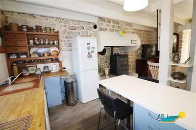 Vente maison 90m² Priziac (56320) - 115.000€