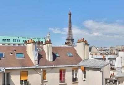 Location meublée studio 22m² Paris 7E (75007) - 1.150€