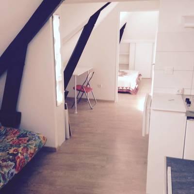 Location meublée appartement 2pièces 43m² Amiens (80000) - 650€